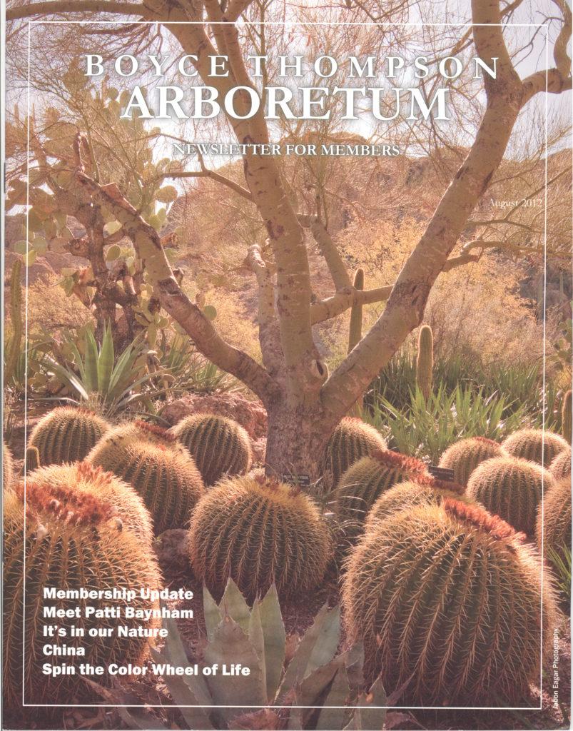 Boyce Thompson Arboretum Cover Image